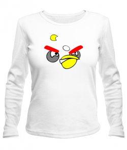 Женский лонгслив Angry Birds Вариант 7