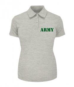 Женское поло ARMY