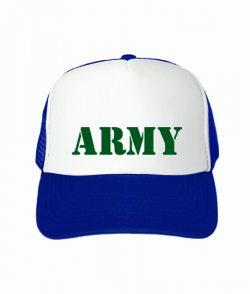Кепка тракер ARMY