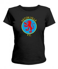 Женская футболка Aston VilLa