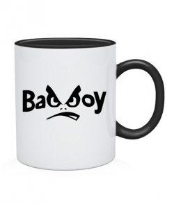 Чашка Плохой мальчик