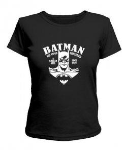 Женская футболка Бетмен