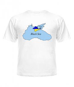 Футболка детская Black Sea