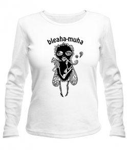 Женский лонгслив Bleaha-muha