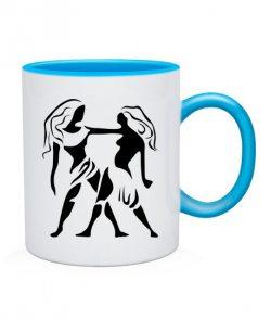 Чашка Близнецы