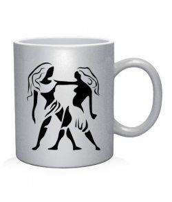 Чашка арт Близнецы