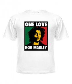 Футболка детская Bob Marley Вариант №4