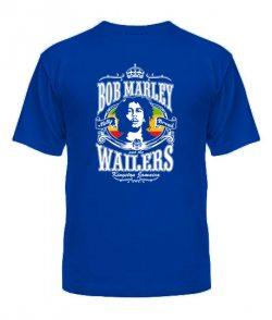 Мужская Футболка Bob Marley Вариант №5