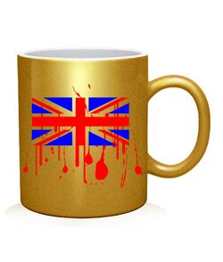Чашка арт Британский флаг