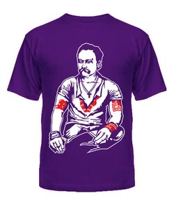Мужская Футболка Иван Франко