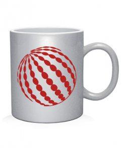 Чашка арт Тематический узор №1