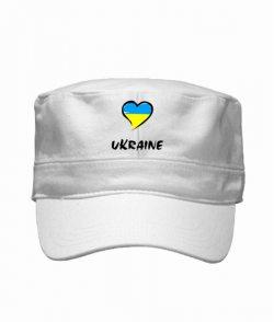 Кепка милитари Сердце Ukraine