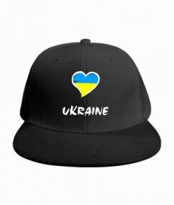 Кепка RAP Сердце Ukraine