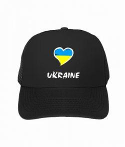 Кепка тракер Сердце Ukraine