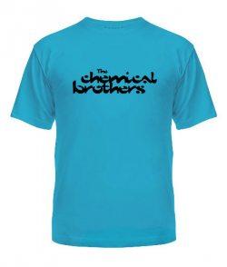 Мужская Футболка Chemical Brothers (Кемикал бразерс)