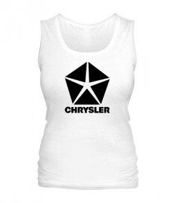 Женская майка Крайслер (Chrysler)