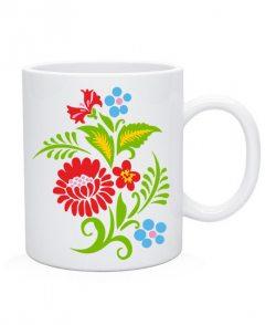 Чашка Весенние цветы