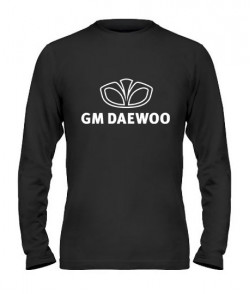 Мужской Лонгслив Деу (GM Daewoo)