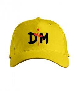 Кепка классик Depeche mode (Депеш мод) Вариант №11