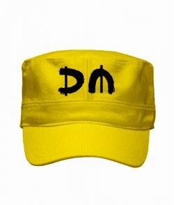 Кепка милитари Depeche mode (Депеш мод) Вариант №13