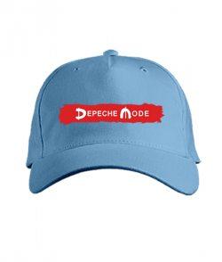 Кепка классик Depeche mode (Депеш мод) Вариант №15