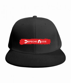 Кепка RAP Depeche mode (Депеш мод) Вариант №15