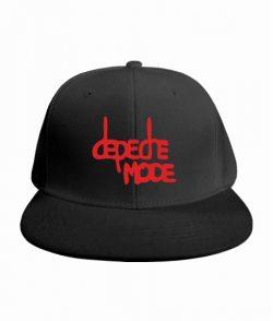 Кепка RAP Depeche mode (Депеш мод) Вариант №16