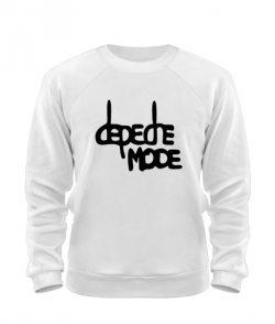 Свитшот Depeche mode (Депеш мод) Вариант №16