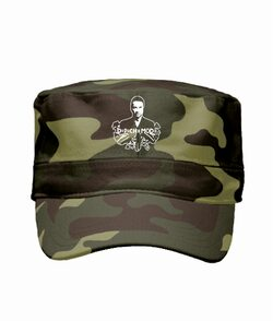 Кепка милитари Depeche mode (Депеш мод) Вариант №10