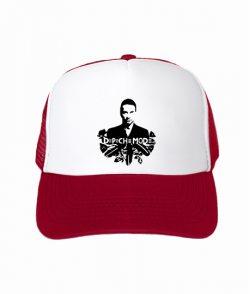 Кепка тракер Depeche mode (Депеш мод) Вариант №10