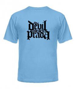 Мужская Футболка Devil wears Prada