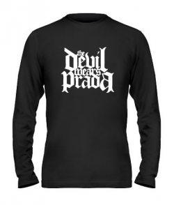 Мужской Лонгслив Devil wears Prada