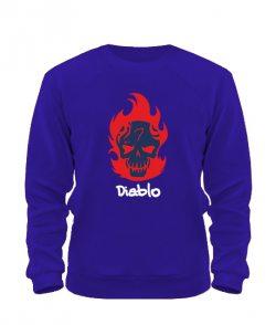 Свитшот Suicide Squad Diablo