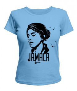 Женская футболка Джамала Вариант №3