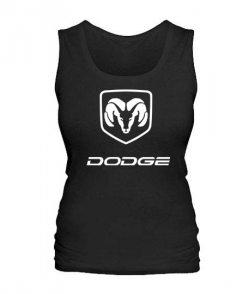 Женская майка Додж (Dodge)