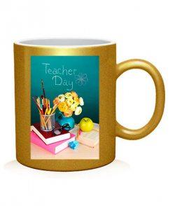 Чашка арт День Учителя Вариант 2