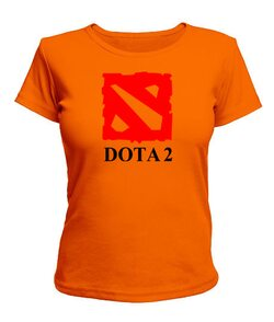 Женская футболка DOTA+ Вариант 2