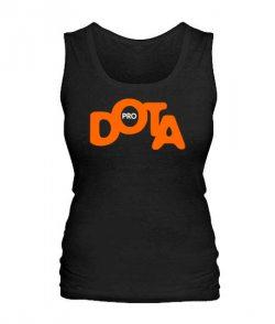 Женская майка DOTA+