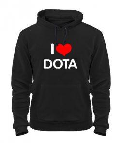 Толстовка DOTA+ Вариант 4