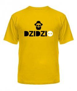 Мужская Футболка Dzidzio
