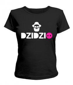 Женская футболка Dzidzio