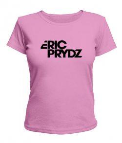 Женская футболка Eric Prydz