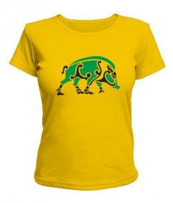 Женская футболка Кельтский узор Вариант №9