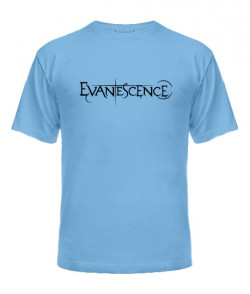 Мужская Футболка Evanescence