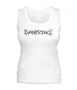 Женская майка Evanescence
