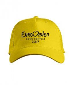Кепка классик Евровидение 2017 №15