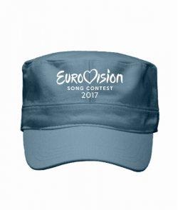 Кепка милитари Евровидение 2017 №15