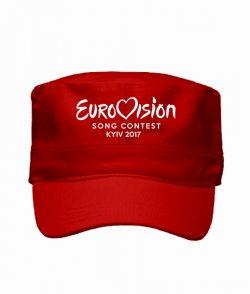 Кепка милитари Евровидение 2017 №17