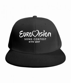 Кепка RAP Евровидение 2017 №17