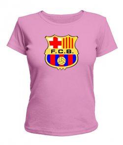 Женская футболка F.C.B